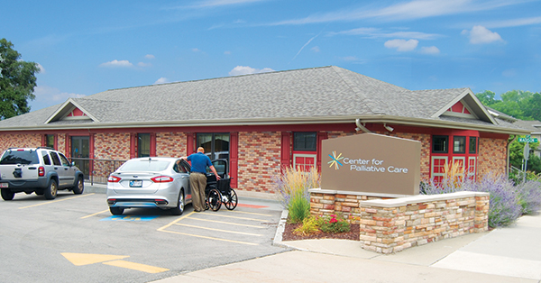 Center for Hospice and Palliative Care: Center for Palliative Care