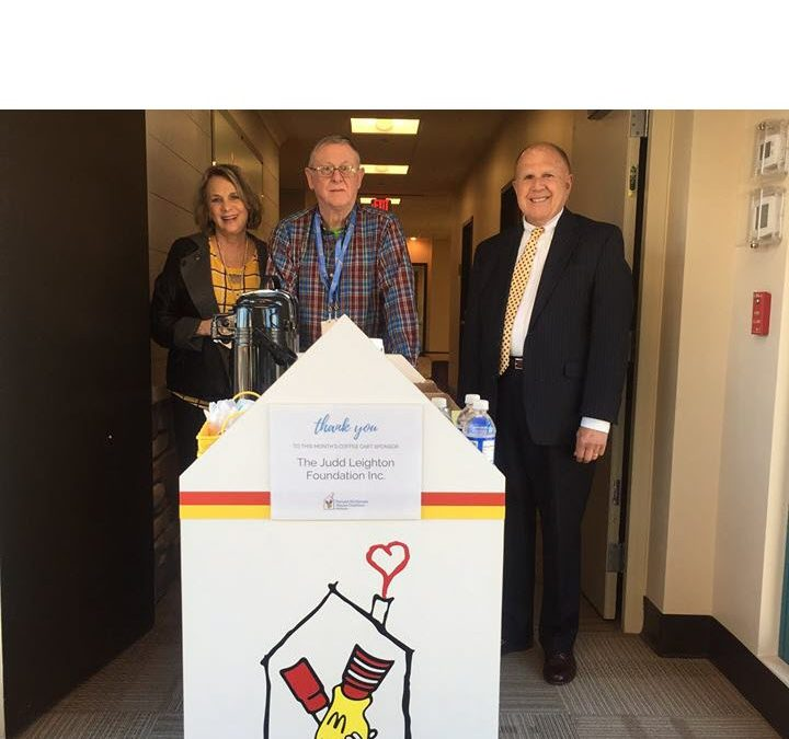 Ronald McDonald House Charities of Michiana: March 2019 Coffee Cart Sponsorship