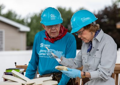 Habitat for Humanity of St. Joseph County: 2018 Carter Work Project