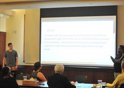 Indiana University School of Medicine-South Bend: Community Health Improvement Program