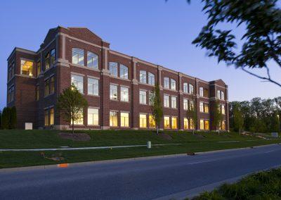 University of Notre Dame: Innovation Park-Judd Leighton Hall