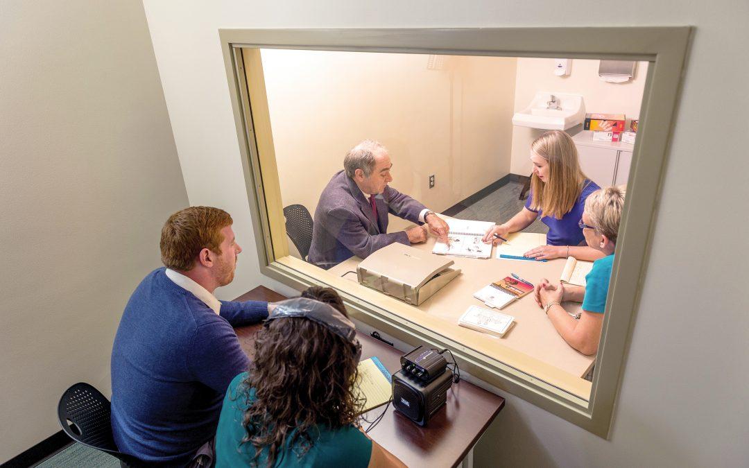 St. Mary's College: Speech-Language Pathology Program and Clinic