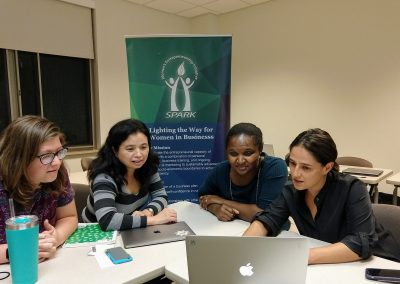 St. Mary's College: Women's Entrepreneurship Initiative