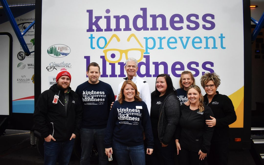Kindness to Prevent Blindness Pilot Expansion in St. Joseph County