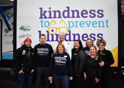 Elkhart Education Foundation: Kindness to Prevent Blindness Pilot Expansion