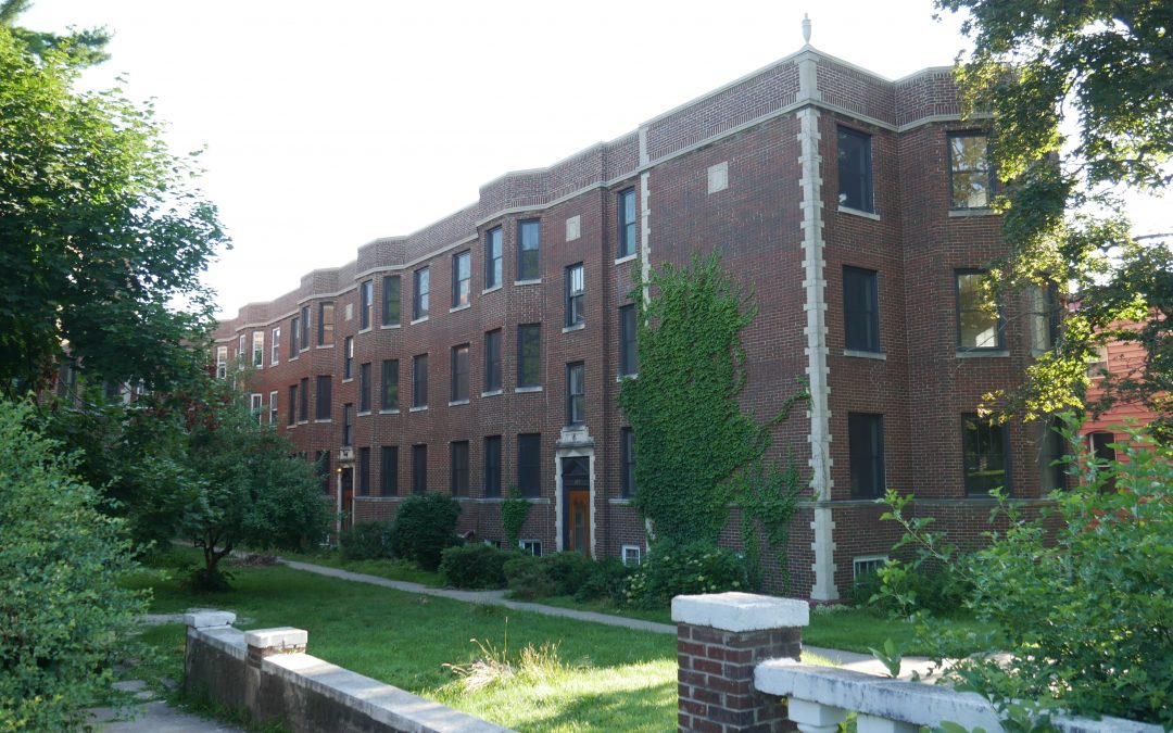 South Bend Heritage Foundation: Gemini Apartments Rehabilitation