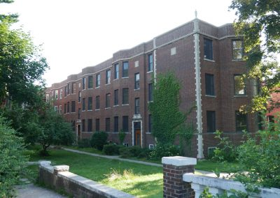 South Bend Heritage Foundation: Gemini Apartments Rehabilitation
