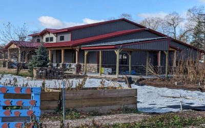 Unity Gardens Inc.:  Unity Gardens' Welcome Center Completion