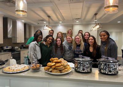 Ronald McDonald House Charities of Michiana: RMHC/Ivy Tech Community College SB/Elk Culinary Arts Program